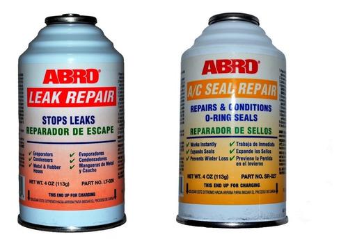 kit selante ar condicionado automotivo ( metal borracha )