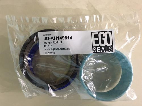 kit sellos gato john deere 310 retro ah149814 56mm nuevos