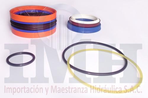 kit sellos retenes hidráulicos direccion cargador volvo l120