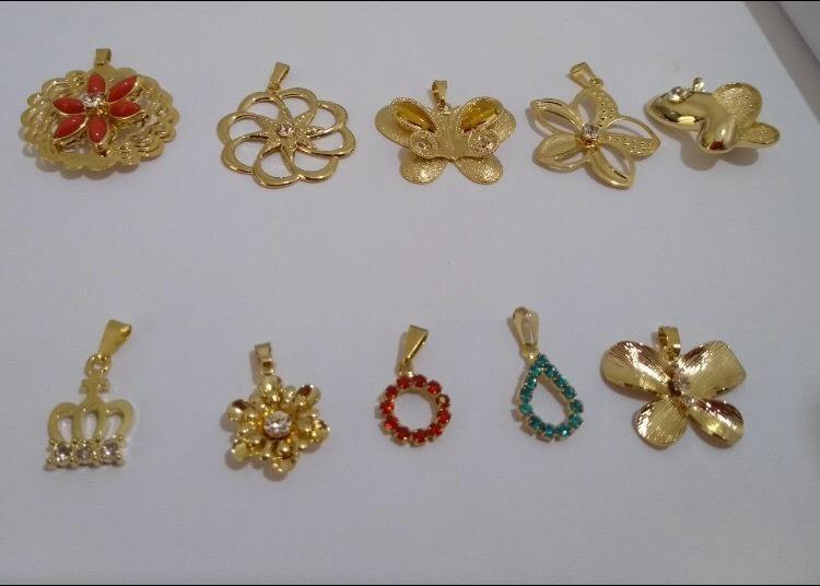 Semi joias junto ou separado