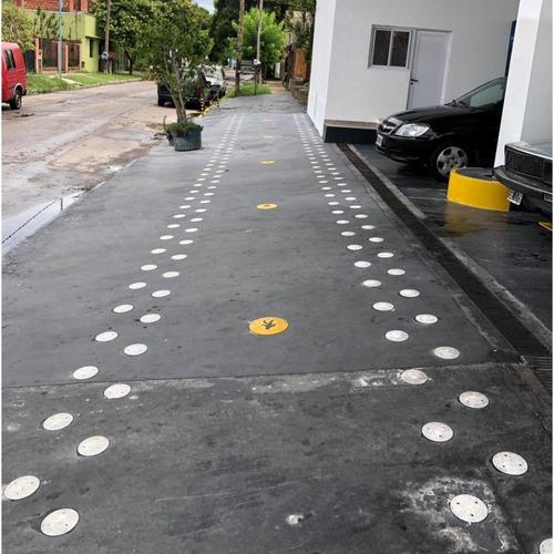 kit senda peatonal doble economica - punto