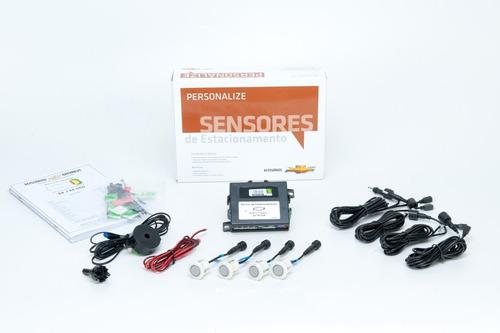 kit sensor estacionamento ré original gm astra
