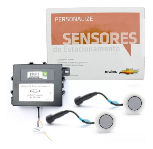 kit sensor estacionamento zafira 2001 2012