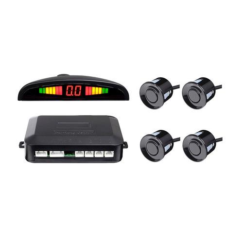 kit sensor estacionamiento c/display 4 sensores alarma