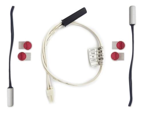kit sensores 2,7k termofusible heladera whirlpool wrw47x1