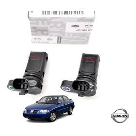 Kit Sensores Cigueñal Sentra 1.8 2001 A 2006 Nissan Original
