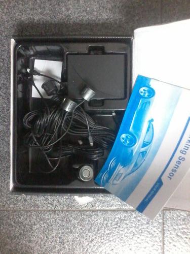 kit sensores de parachoques de chevrolet optra