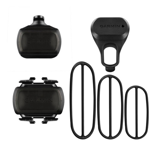 kit sensores garmin (ana beatriz) - vel cad 2 ant+ bluetooth