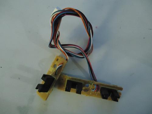 kit sensores hp p2015   rm1-4161/rm1-4159