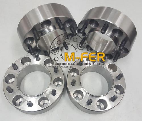 kit separador de ruedas nissan x-terra frontier 40mm espesor