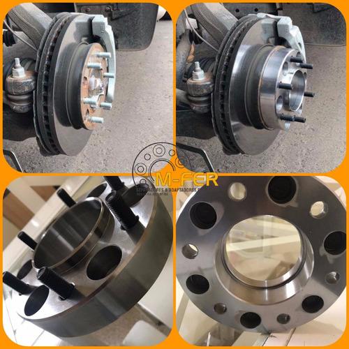 kit separador de ruedas renault duster oroch koleos 50mm