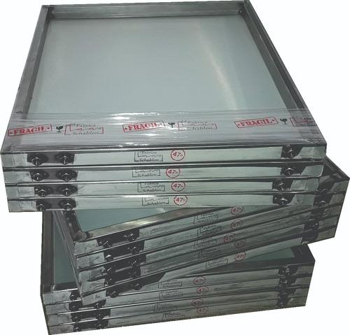 kit serigrafia schablones maniguetas incluye 2 de 64h