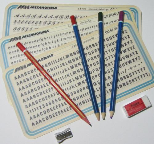 kit set escolar didáctico y artístico de 9 piezas