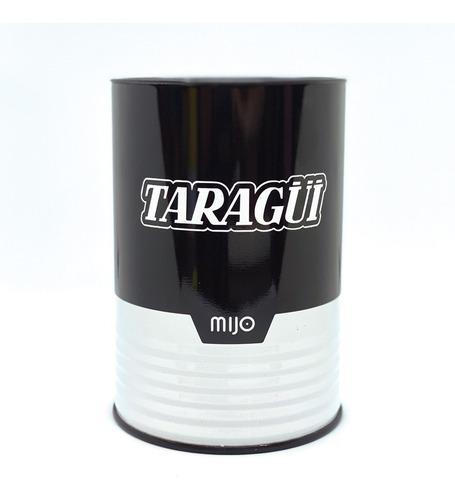 kit set matero taragüi mijo negro