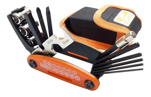kit set multi herramientas bahco bicicleta multiherramienta
