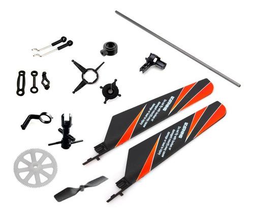 kit set repuestos helicóptero radiocontrol  wl toys v911