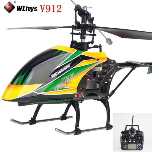 kit set repuestos helicóptero radiocontrol  wl toys v912