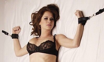 kit sexband para  la cama  bondage atar amarrar sexo