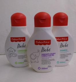 a877cf116 Kit Shampoo Fisher Price no Mercado Livre Brasil