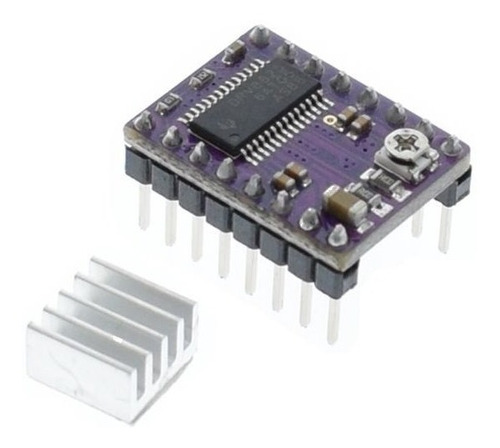 kit shield ramps 1.5 + 4 drivers drv8825