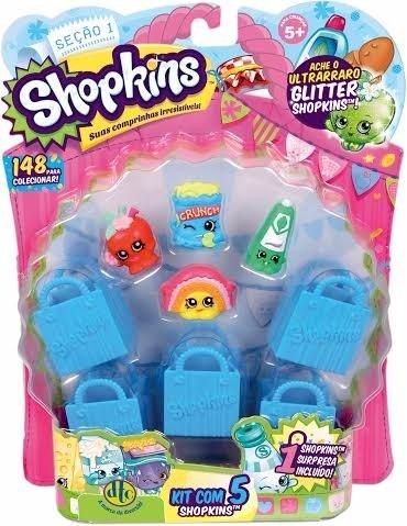 kit shopkins blister com 5 shopkins dtc 3581