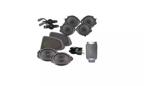 kit sistema áudio jbl car sound cruze sedan ltz- pç 52149024