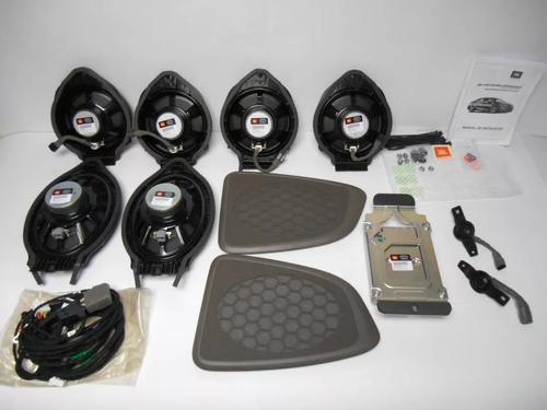 kit sistema áudio jbl car sound cruze sedan - pç 52103518