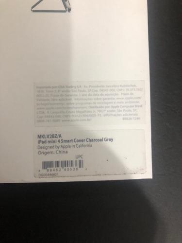 kit smart cover+ case ipad pro 12,9 apple original lacrado