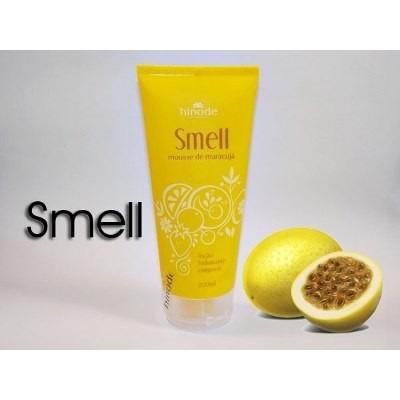 kit smell loção hidratante  suspiro limão /maracujá  200ml