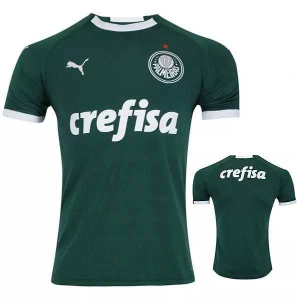 0db3f42144 Kit Sócio Avanti 2 Camisa Puma Palmeiras 2019 Barato Demais - R  189 ...
