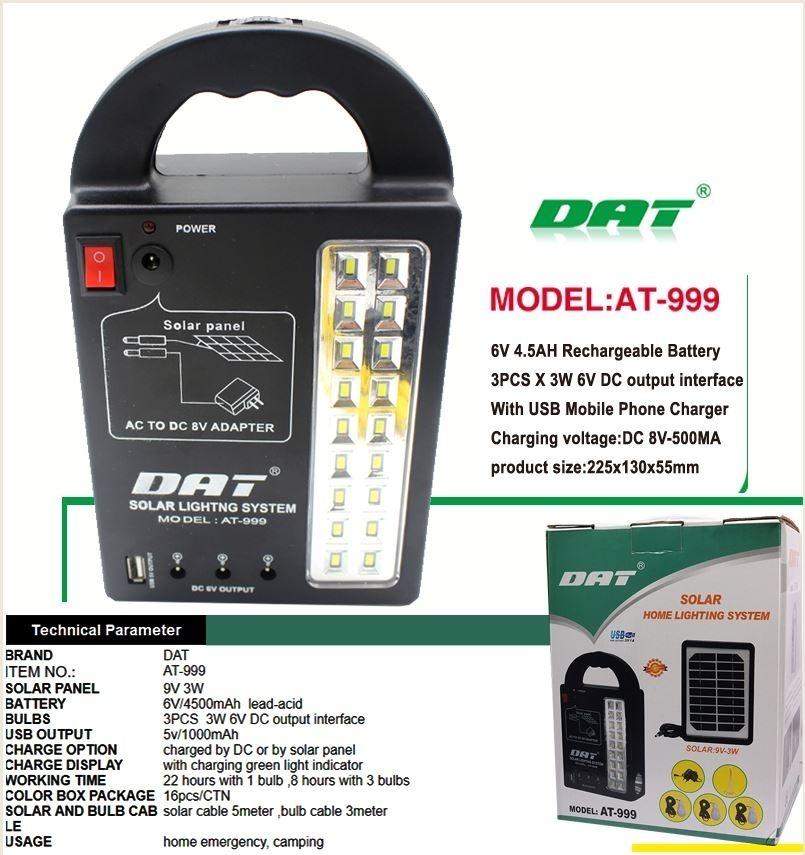 e20609c5bcaed kit solar portátil panel lamparas led linterna cargador usb. 9 Fotos