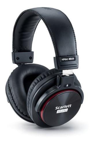 kit solo studio interface c/ microfone headphone - focusrite - com nota fiscal e garantia de 2 anos proshows!