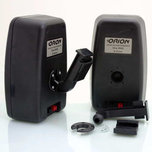 kit som ambiente módulo amplificador para pc e caixa acustic