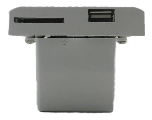 kit som ambiente wall player wls bluetooth + 4 caixa teto