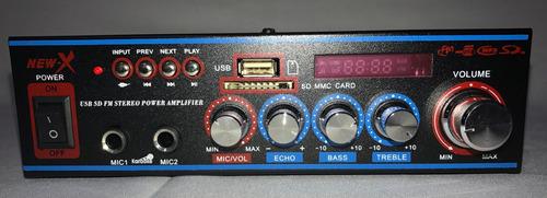 kit  sonido ambiental ampli bluetooth +2 parlantes techo jbl