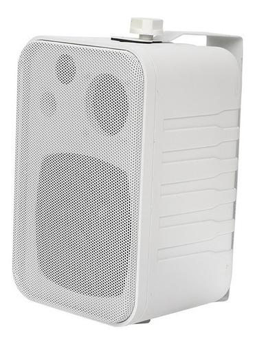 kit sonido ambiental amplif bluetooth 2 parlante pared techo