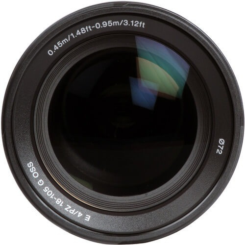 kit sony a6500 mirrorless e-mount 4k + lente sony 18-105mm + cartão sdxc 64gb
