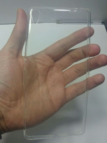 kit sony xperia xa ultra protector silicona + templado