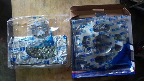 kit sprocket para