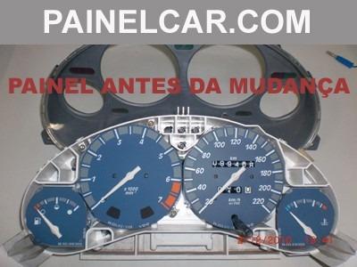 kit ss p/ painel do corsa antigo com contagiros - cod610v220