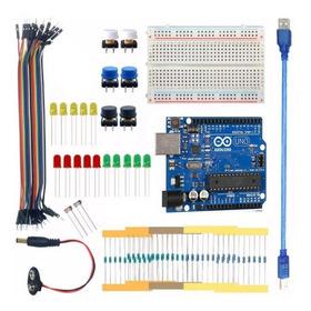 Kit Starter Arduino Uno R3 Italiano