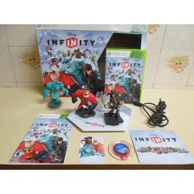 Kit Starter Disney Infinity 1.0 Monstros Piratas E Xbox 360