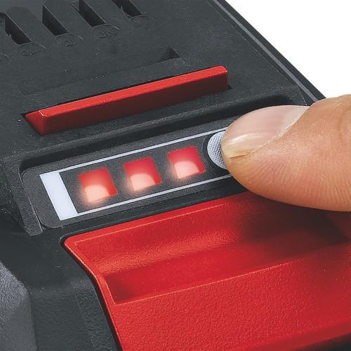 kit starter einhell bateria 18v 1,5ah + cargador fast charge