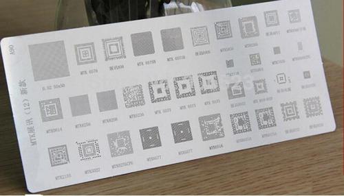 kit stencil reballing celular mtk htc envió gratis!!