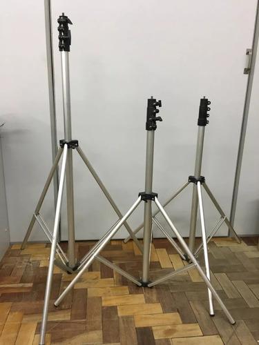kit studio fotográfico