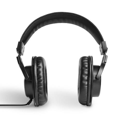 kit studio gravação m-audio vsp interface + fone microfone