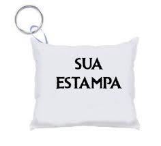 ed530fc31b1963 Kit Sublimação - Almofada- Coração - Estojo - Almochaveiro