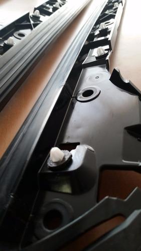 kit sujetador clip ganchos platina parabrisa ford explorer