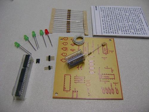kit sumador-restador binario para armar