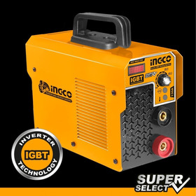 Kit Super Select Soldadora Inverter Mma1302 130amp + Careta